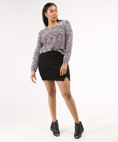 The French 95 - Swiss online shopping for women's fashion - Shop our collection of knitwear & pullovers at affordable prices - Free shipping in Switzerland, pay per invoice, 20% off your first order with code FIRST20