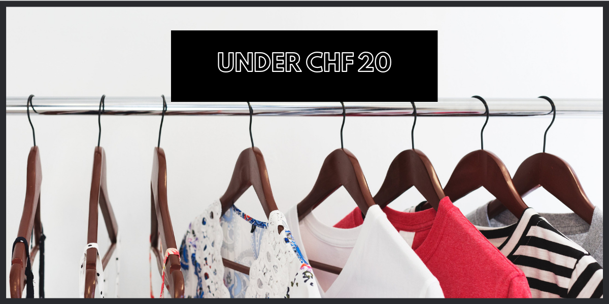The French 95 - Under CHF 20 Selection