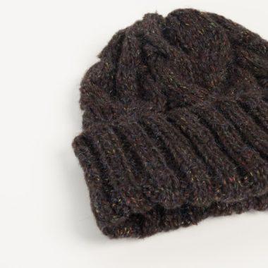 Braid Knit Beanie